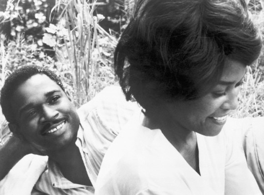 Abbey Lincoln W/Ivan Dixon In