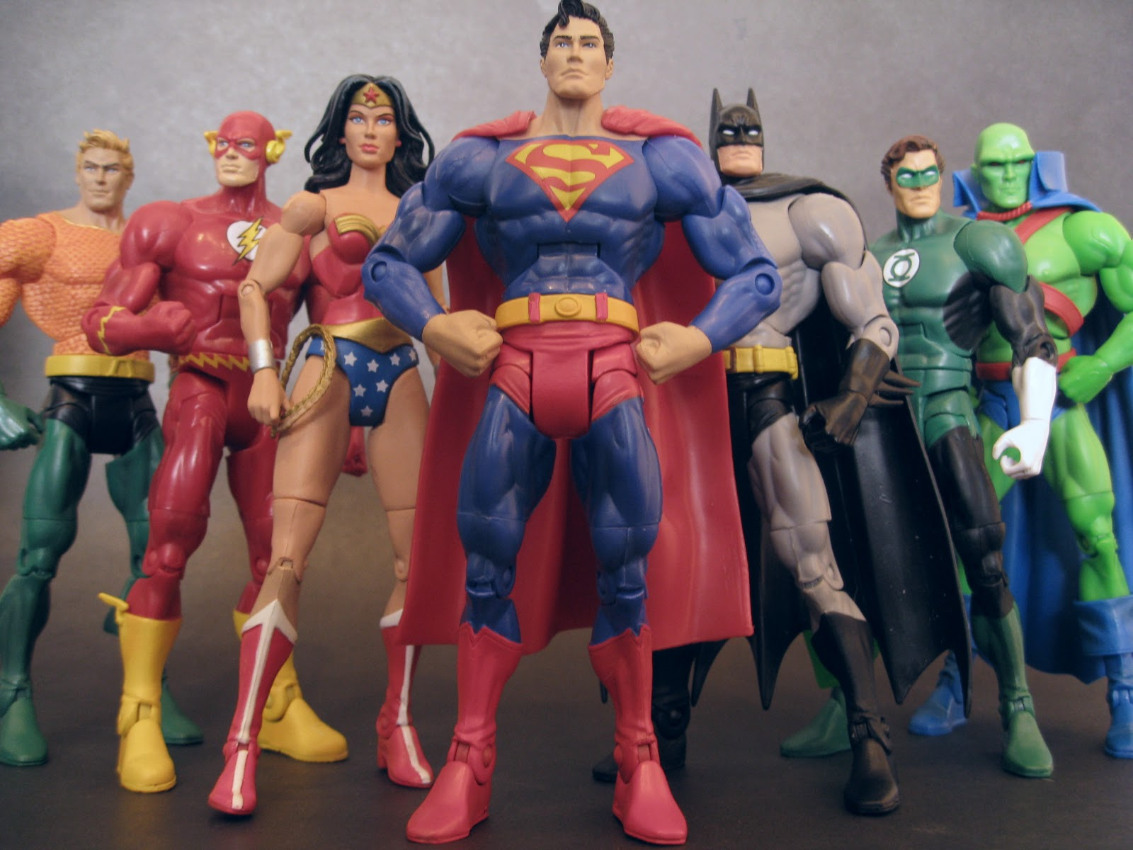 justice league of america toys action figures and - HD1600×1200