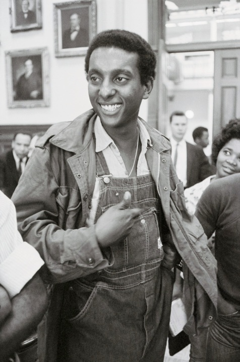 Stokely Carmichael Speaking in Atlanta