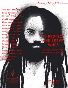 Mumia Abu-Jamal Pamphlet Cover