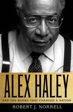 ALEX HALEY COVER
