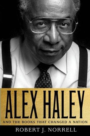 ALEX HALEY COVER