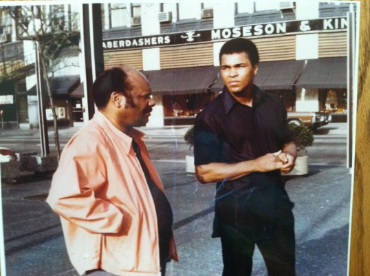 Ali and Durham