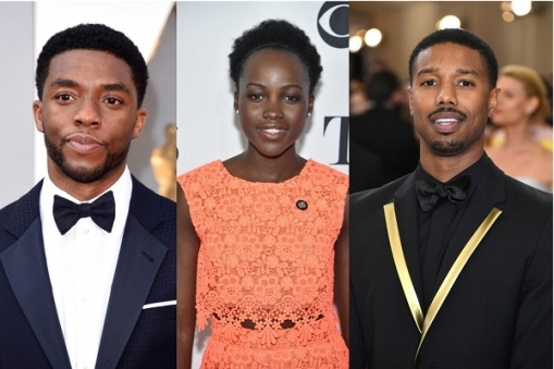 Black Panther Movie Cast